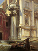Art Prints of Corner of the Church of San Stae, Venice by John Singer Sargent
