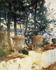 Art Prints of Corfu, the Terrace by John Singer Sargent
