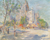 Art Prints of Paris in Spring by Konstantin Alexeevich Korovin