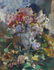 Art Prints of Still Life of Flowers by Konstantin Alexeevich Korovin