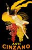 Art Prints of Asti Cinzano by Leonetto Cappiello