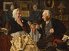 Art Prints of Darby and Joan, Old Heads, Young Hearts by Louis Charles Moeller
