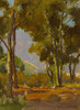 Art Prints of Eucalyptus Trees by Marion Kavanaugh Wachtel
