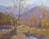 Art Prints of Mount Baldy by Marion Kavanaugh Wachtel
