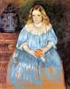 Art Prints of Portrait of Margaret Milligan Sloane by Mary Cassatt