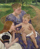 Art Prints of The Family by Mary Cassatt