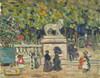 Art Prints of Tuileries Garden by Maurice Prendergast