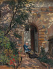 Art Prints of The Garden on Friant Street, Montrouge by Maximilien Luce