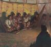 Art Prints of Storytellers by Maynard Dixon