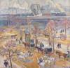 Art Prints of Grey Day Maine by Nikolai Aleksandrovich Tarkhov