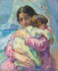 Art Prints of Maternity by Nikolai Aleksandrovich Tarkhov