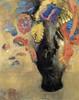 Art Prints of Flowers, 1903 by Odilon Redon