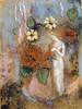 Art Prints of Pandora II by Odilon Redon