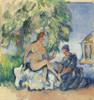 Art Prints of Bethsabee or Bathsheba by Paul Cezanne