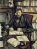 Art Prints of The Journalist Gustave Geoffroy by Paul Cezanne