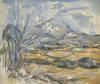 Art Prints of Montagne Saint Victoire by Paul Cezanne