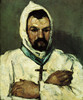 Art Prints of Portrait of Uncle Dominique as a Monk by Paul Cezanne
