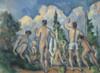Art Prints of The Bathers by Paul Cezanne