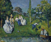 Art Prints of The Pond by Paul Cezanne