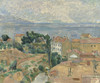 Art Prints of View of L'Estaque by Paul Cezanne