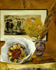 Art Prints of Still Life with Bouquet by Pierre-Auguste Renoir