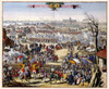 Art Prints of Reception of His Royal Highness, Prince of Orange (399) by R. Hooghe