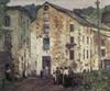 Art Prints of Grey Mills by Robert Spencer
