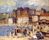 Art Prints of Riviera Beach by Robert Spencer