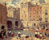 Art Prints of The Crowding City by Robert Spencer
