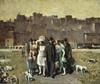 Art Prints of The Exodus by Robert Spencer