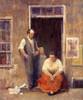 Art Prints of The Doorway by Robert Spencer