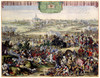 Art Prints of Siege and Capture of Naarden (346) by Romeyn Hooghe
