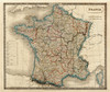 Art Prints of France, 1827 (4224009) by S. Hall