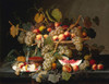 Art Prints of Still Life with Fruit by Severin Roesen