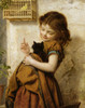 Art Prints of Her Favorite Pets by Sophie Anderson