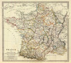 Art Prints of France in Provinces, 1831 by T. Hewitt Key