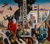 Changing West by Thomas Hart Benton | Fine Art Print