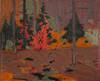 Art Prints of Autumn, Algonquin Park by Tom Thomson