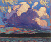 Art Prints of Evening Cloud by Tom Thomson