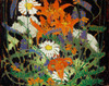 Art Prints of Marguerites, Wood Lillies and Vetch by Tom Thomson