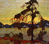 Art Prints of The Jack Pine by Tom Thomson