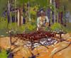 Art Prints of The Poacher by Tom Thomson