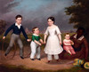 Art Prints of Robert Calvin, Martha and William Scott and Mila by an Unknown Artist