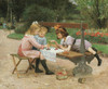 Art Prints of A Tasty Snack by Victor Gabriel Gilbert