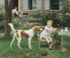 Art Prints of Baby's Snacktime by Victor Gabriel Gilbert