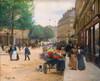 Art Prints of The Flower Seller by Victor Gabriel Gilbert