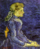 Art Prints of Adeline Ravoux, 1890 by Vincent Van Gogh