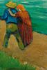 Art Prints of Arles, Two Lovers by Vincent Van Gogh