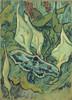 Art Prints of Emperor Moth by Vincent Van Gogh