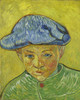 Art Prints of Portrait of Camille Roulin by Vincent Van Gogh